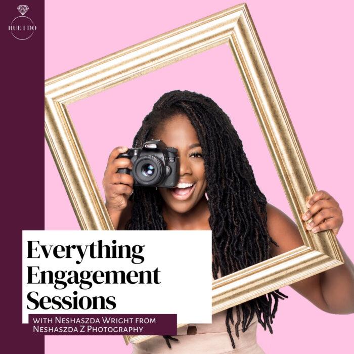 7. Everything Engagement Sessions with Neshaszda Z Photography