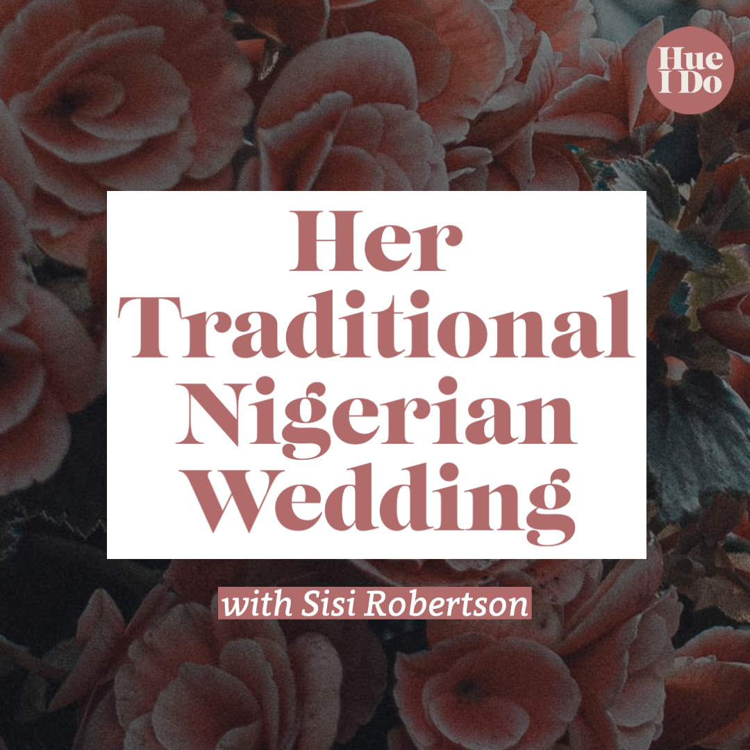 24. Her Traditional Nigerian Wedding with Sisi Robertson