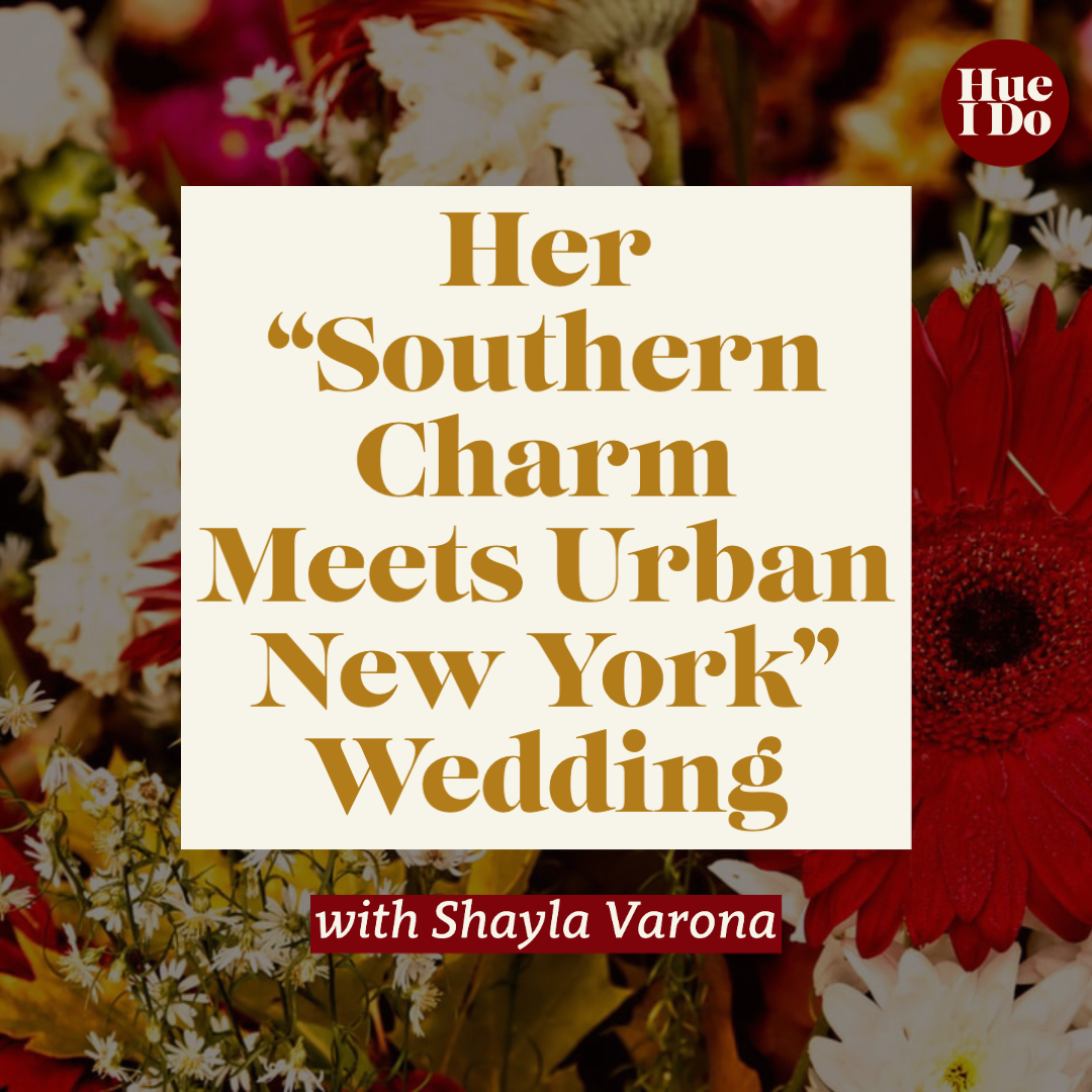 "22. Her ""Southern Charm Meets Urban New York"" Wedding with Shayla Varona"