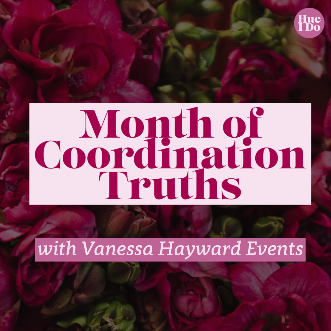 Month of Coordination Truths