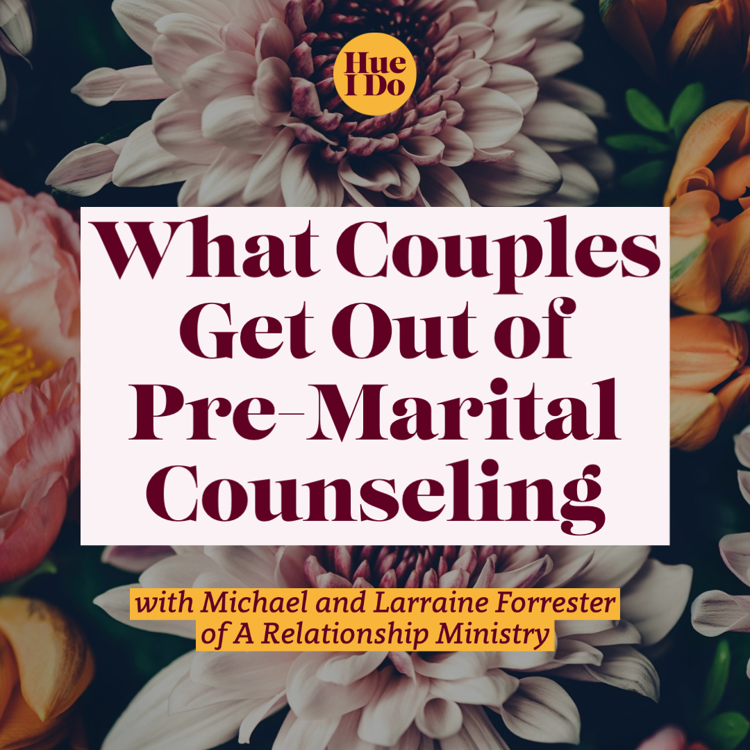 28. What Couples Get Out of Pre-Marital Counseling with A Relationship Ministry