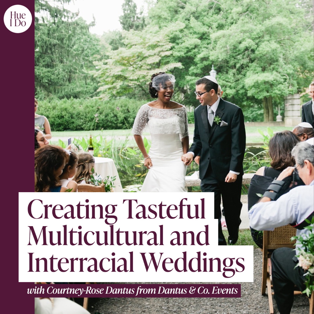 50. Creating Tasteful Multicultural and Interracial Weddings