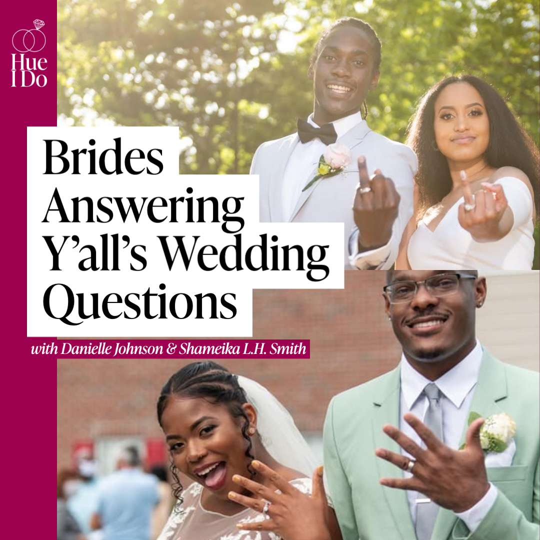 55. Brides Answering Y'all's Wedding Questions