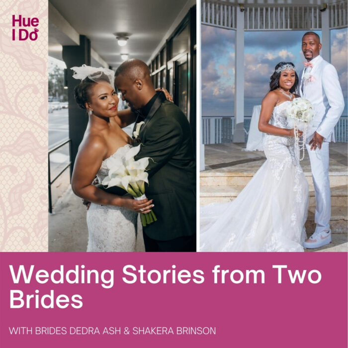 73. Wedding Stories from Two Brides