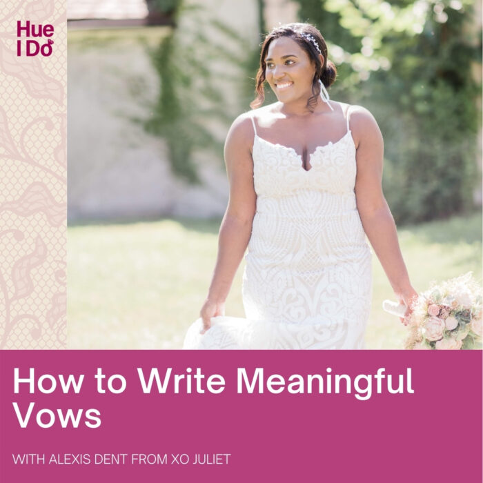 75. How to Write Meaningful Vows