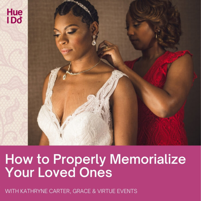 How to Properly Memorialize Your Loved Ones with Grace & Virtue Events