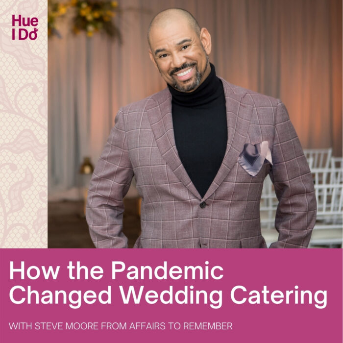 REWIND 50. How the Pandemic Changed Wedding Catering