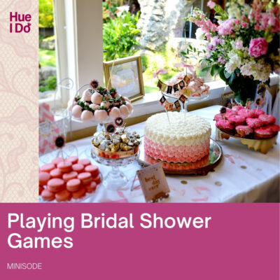 Playing Bridal Shower Games