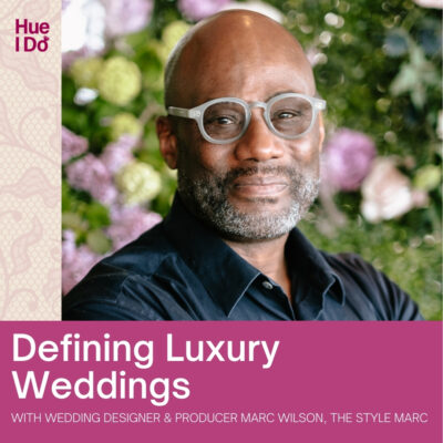 Defining Luxury Weddings with The Style Marc